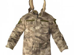 Куртка на овчине A-TACS AU