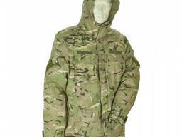 Куртка на овчине Multicam