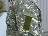 Куртка на овчине НАТО ACU пустыня - фото 3
