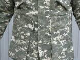 Куртка на овчине НАТО ACU пустыня - фото 4