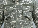 Куртка на овчине НАТО ACU пустыня - фото 5