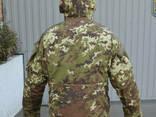 Куртка на овчине НАТО Vegetato вегетато Италия - фото 3