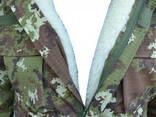 Куртка на овчине НАТО Vegetato вегетато Италия - фото 2