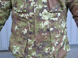 Куртка на овчине НАТО Vegetato вегетато Италия - фото 6