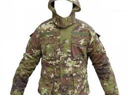 Куртка на овчине Vegetato