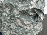 Куртка НАТО ACU мембрана с подстежкой Милтек - фото 5