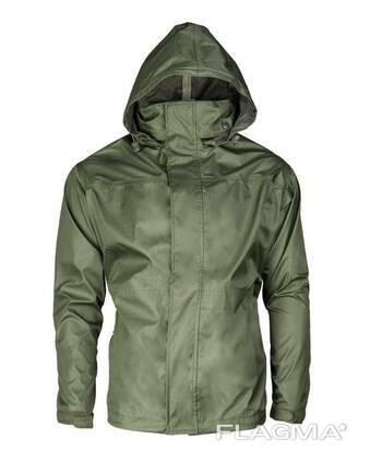 Куртка непрмркаемая 3-х слойная Mil-Tec (Olive)