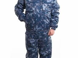 Куртка охранника утепленная ПИКО
