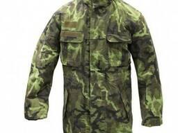 Куртка парка М – 95 полевая, армии Чехии, нет утеплителя (В