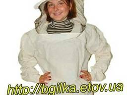 Куртка пчеловода Классика Бязь суровая