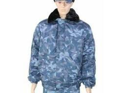 Куртка Пилот камуфляж Столица