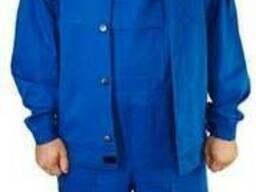 Куртка прямая, удлиненная с потайной застёжкой на пуговицах