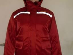 Куртка рабочая для скорой помощи, мужская, женская