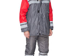 Зимняя куртка «Горы»