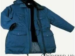 Куртка рабочая мужская утепленная Белст-вест