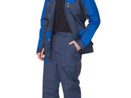 Куртка рабочая на центральной молнии