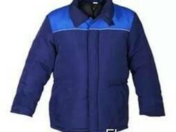 Куртка рабочая на синтипоне Вектор.Купить недорого