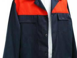 Куртка рабочая, спецодежда,рабочая одежда, пошив одежды