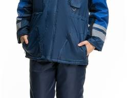 Куртка рабочая утепленная