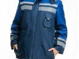 Куртка рабочая утепленная мужская