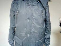 Куртка рабочая утепленная на меховой подкладке