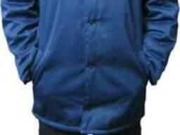 Куртка ватная, теплая зимняя