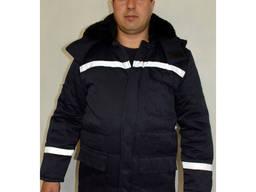 Куртка рабочая утепленная с СВП