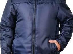 Куртка рабочая, утепленная спецодежда