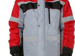 Куртка рабочая утепленная Тайга