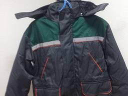 Куртка рабочая утепленная Техник , пошив под заказ