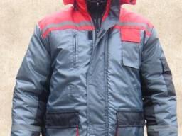 Куртка рабочая утепленная ткань оксфорд