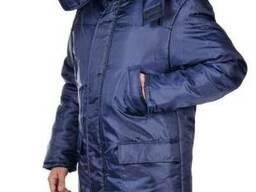 Куртка рабочая утепленная, ткань Оксфорд