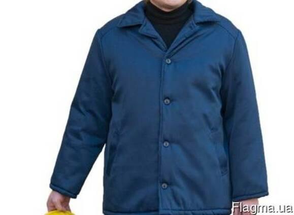 Куртка ватная утепленная, фуфайка