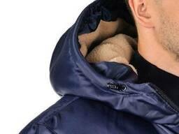 Куртка рабочая зимняя USER Оксфорд СВП лента р. 64-66 рост 170-176 см