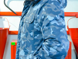 Куртка робоча зимова Охорона