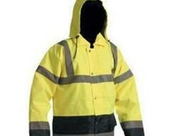 Куртка Sefton, сигнальная, утепленная