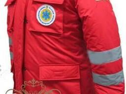 Куртка скорой помощи М-62Б