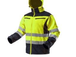 Куртка softshell NEO повышенной видимости