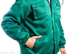 Куртка Техник зеленая