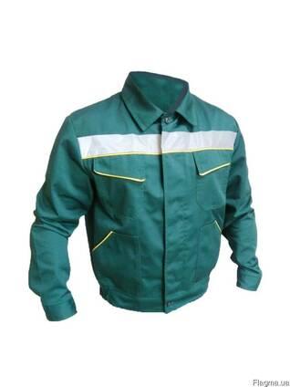 Куртка рабочая Спецназ зеленая
