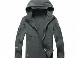 Куртка The North Face Softshell серая