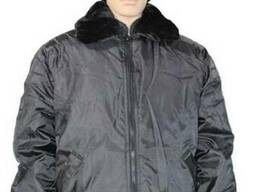 Куртка титан тёплая