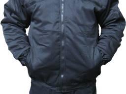 Куртка утепленная для охранников