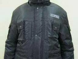 Куртка утепленная для охранных структур