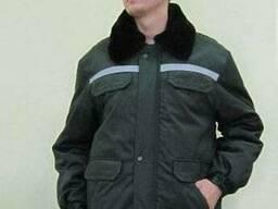 Куртка утепленная для работников производства