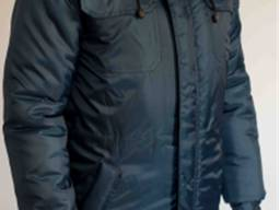 "Куртка утепленная ""Free Work Expert"" темно-синяя"