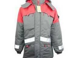 Куртка утепленная Грей