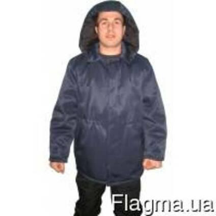 Куртка утепленная из греты на ватине ,мод.Оптима