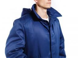 Куртка утепленная Контакт темно-синяя
