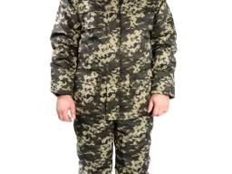Куртка для охранников утепленная
